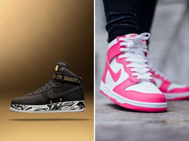 женская обувь найк