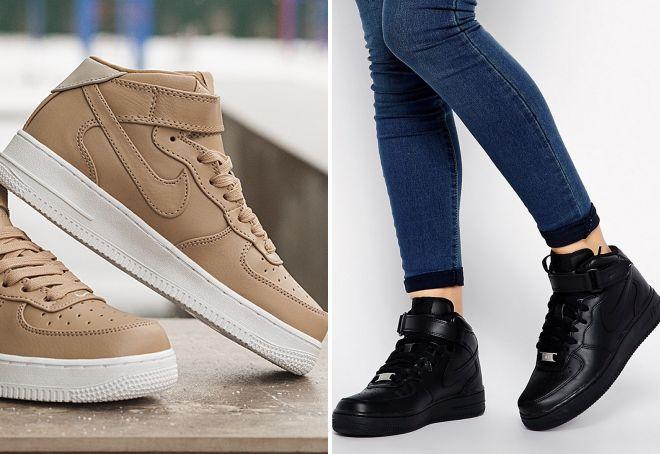 обувь nike 2017