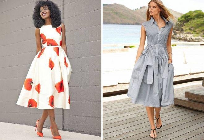 de2efe85360e фасон летнего платья на каждый день летнее платье миди на каждый день