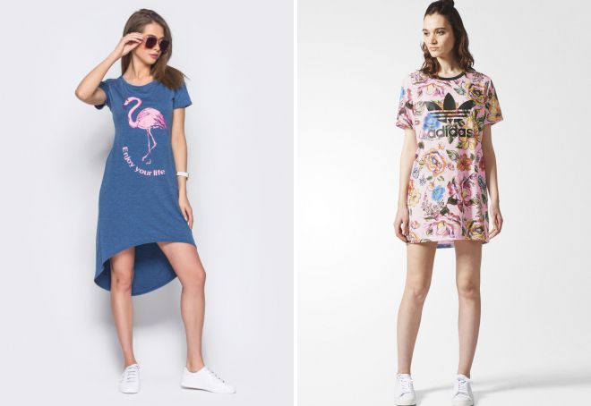 87925ed8b083 Модные летние платья на каждый день – длинные, короткие, миди ...