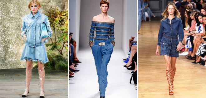 модная одежда для девушек 2018
