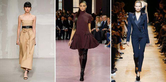 модные тенденции 2018 в одежде для женщин