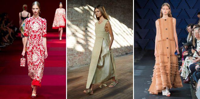 модные ткани 2018 года в одежде