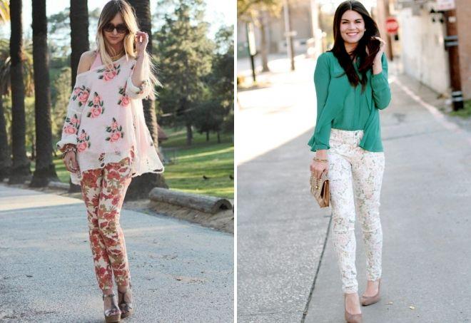 цветная блузка с длинным рукавом