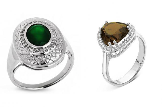 сколько стоит кольцо с агатом