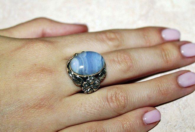 как выбрать кольцо с агатом