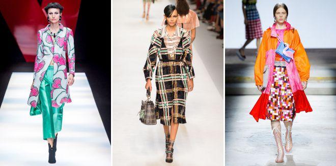 мода весна 2018 основные тенденции одежды-==