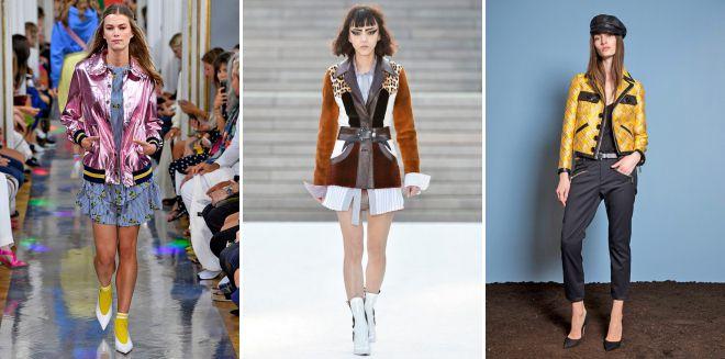 куртки мода весна 2018