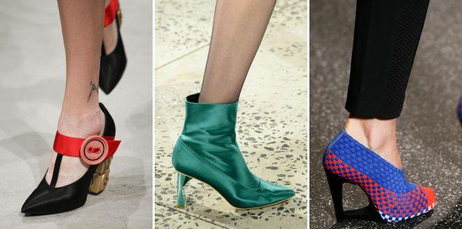 обувь последние тенденции моды