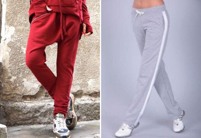 db171438 Модные женские спортивные штаны – Адидас, Найк, Рибок и не только
