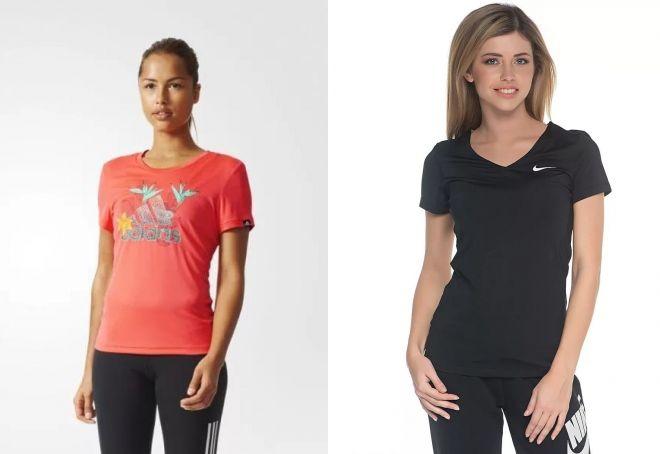 женские футболки 2019