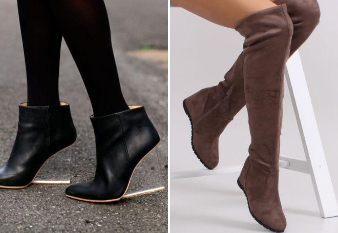 04c917ef56 Wedge Shoes - 48 fotók a legdivatosabb lehetőségekről minden alkalomra
