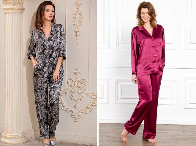 Смотреть Натуральный шелк – правила модного выбора одежды и белья, и как отличить от искусственного видео