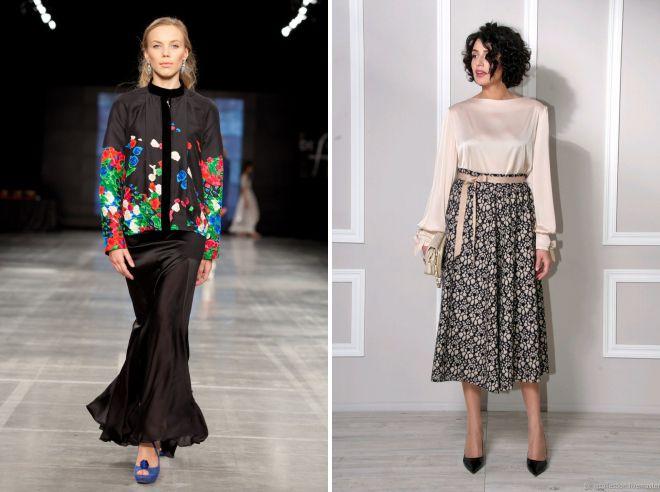 Натуральный шелк – правила модного выбора одежды и белья, и как отличить от искусственного новые фото
