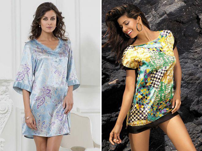 Натуральный шелк – правила модного выбора одежды и белья, и как отличить от искусственного рекомендации