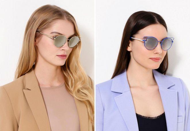 брендовые солнечные очки 2018