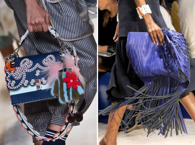 женская кожаная сумка 2017 года