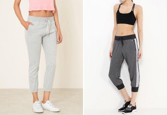 короткие спортивные брюки