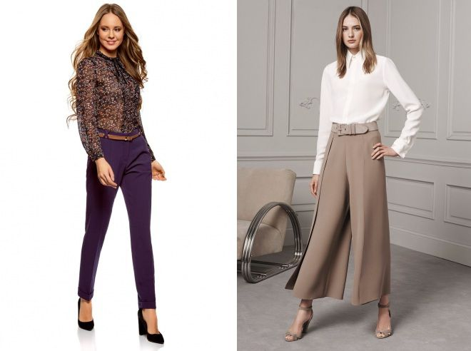 0a455accf2b женские брюки осень 2018 цвета модные брюки осень зима 2018 2019