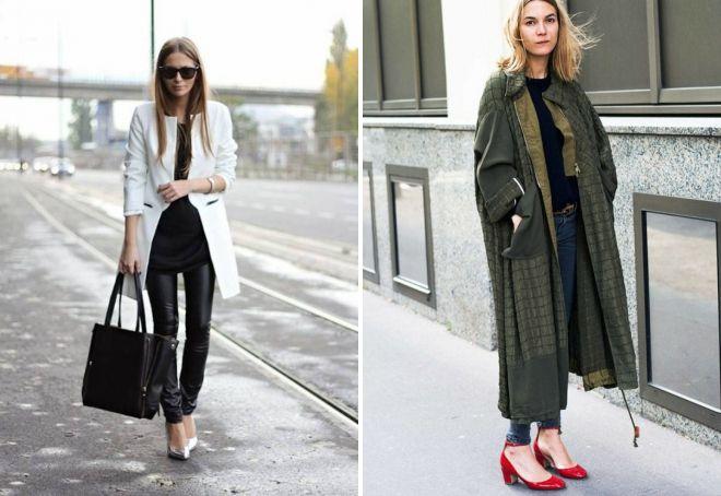 женские лакированные туфли