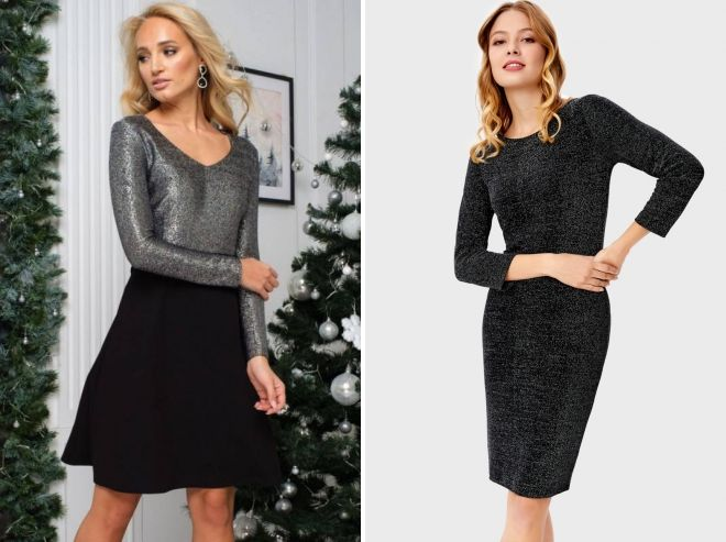 lurex and dress 2019