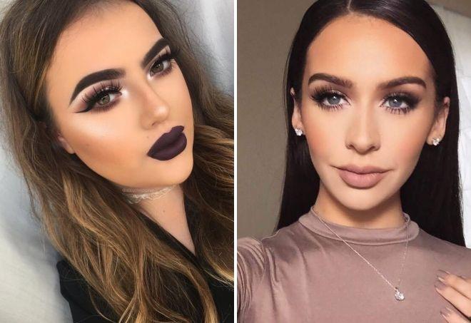 какой макияж в моде 2019