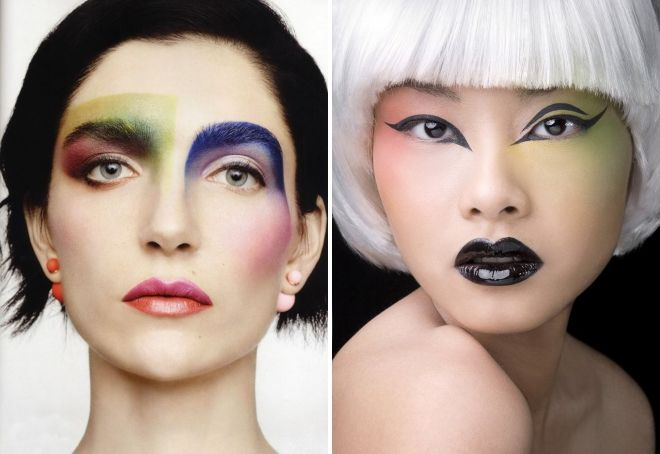 модный макияж на 2019 год