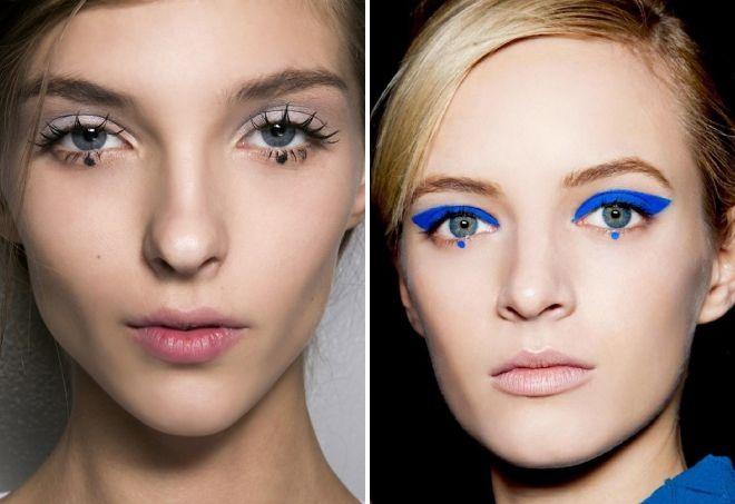 тенденции макияжа 2019