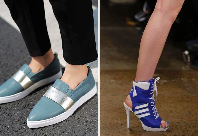 Модная женская весенняя обувь – какая сейчас в моде?