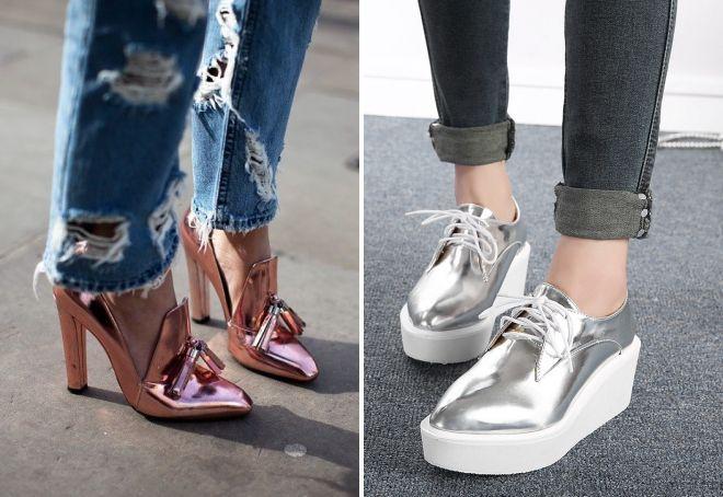 b04377456903 Модная женская весенняя обувь – какая сейчас в моде?