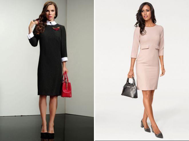 4524d8ce4f920fe Деловой стиль одежды для женщин – платья, брюки, пиджак, блузки ...
