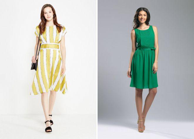 2018 ruha stílusok - 76 fotók az idei legjobb modellekről abc5960940