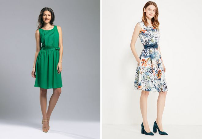robes d'été xnumx