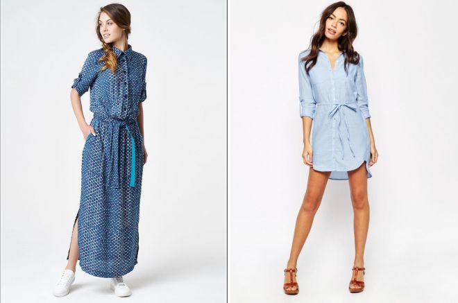 Robes d'été d'été 2018
