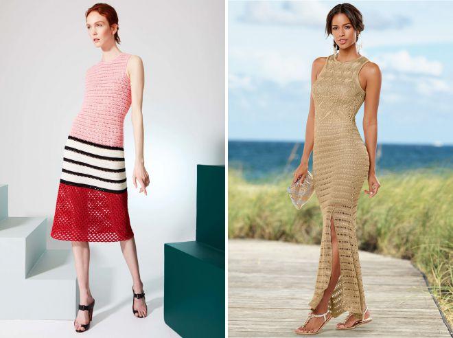 robes de mode d'été 2018