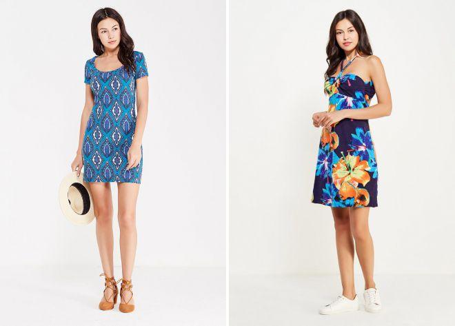 robes d'été et robes 2018