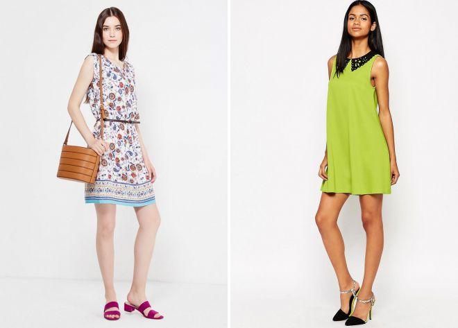 robes d'été courtes 2018