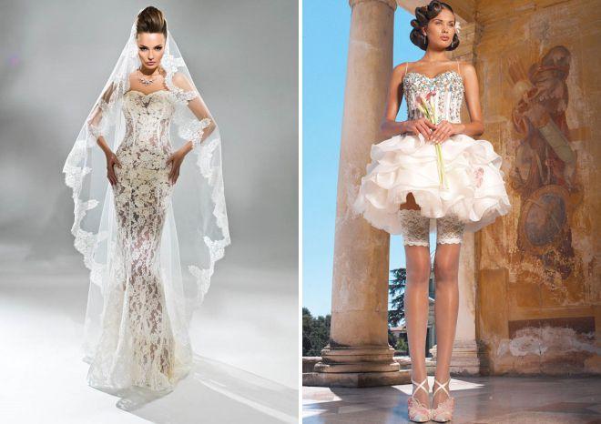 аксессуары к летнему свадебному платью