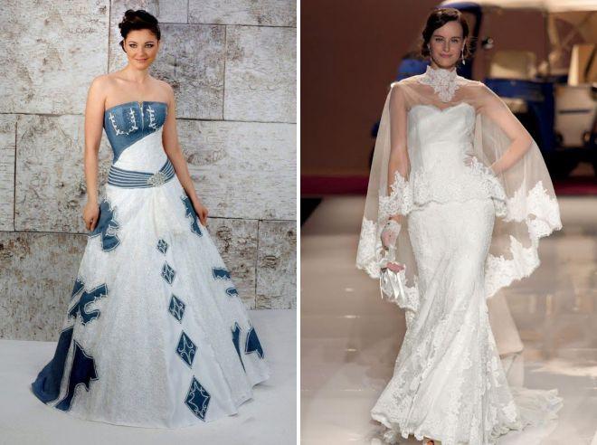 модные летние свадебные платья