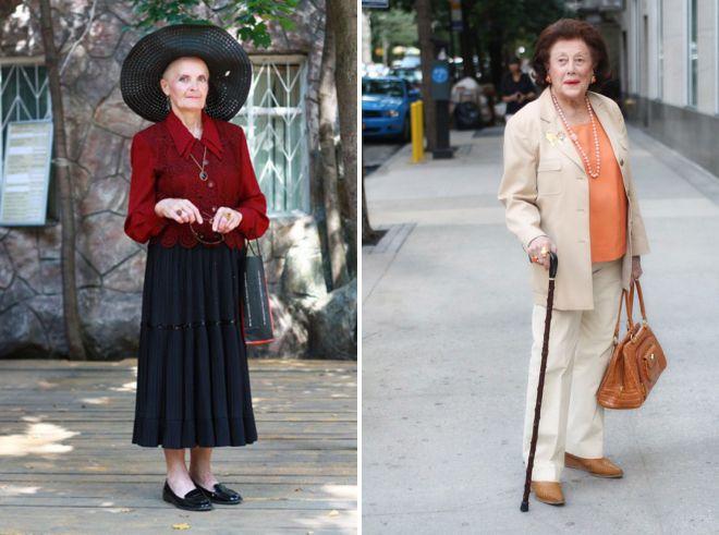 6f4fc1f0c89a Мода для пожилых женщин – верхняя одежда, юбки, платья, блузки ...