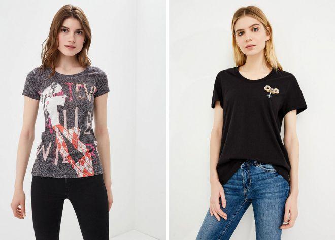 футболки 2018 года модные тенденции