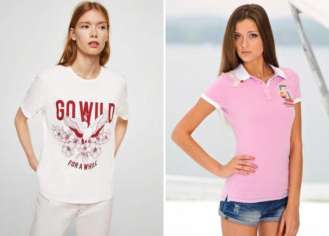 модные цвета футболок в 2018 году