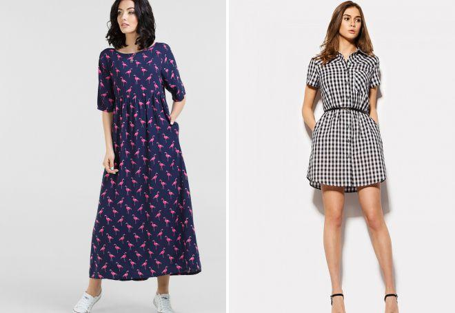 8fc29eee528 платья из штапеля 2018 простые платья из штапеля