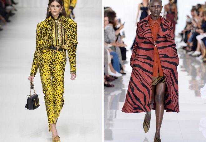 f1f25907a5dc Модные принты 2018 – на платьях, толстовках, джинсах, купальники ...