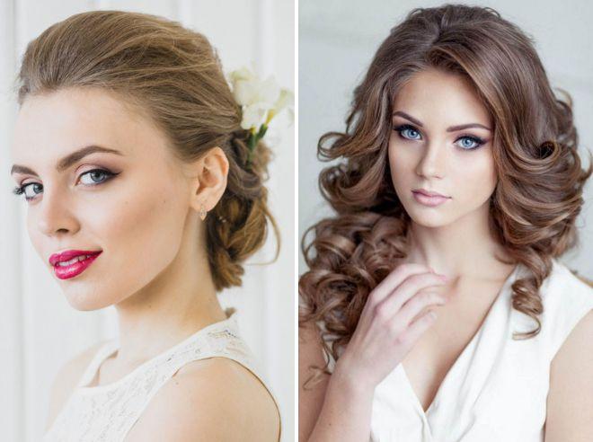 свадебный макияж 2018 2019 модные тенденции