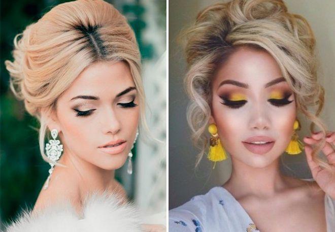 летний макияж 2018 на свадьбу
