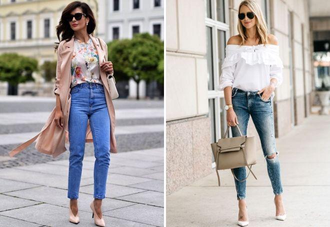 как правильно подобрать джинсы