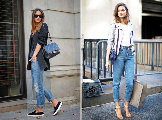 обувь под короткие джинсы