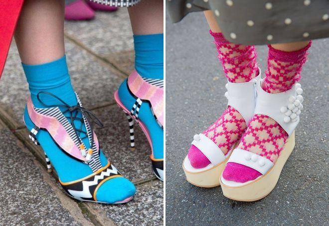 koje čarape nositi sa sandalama