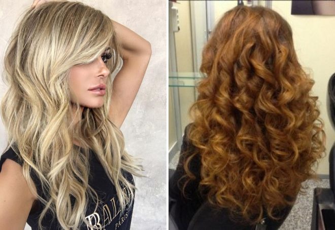модные стрижки на длинные волосы осень 2018